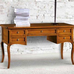 Stilski radni stolovi od drveta